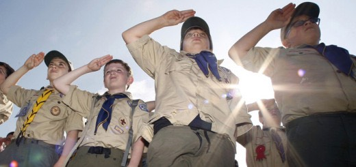 Boy Scouts-Gays